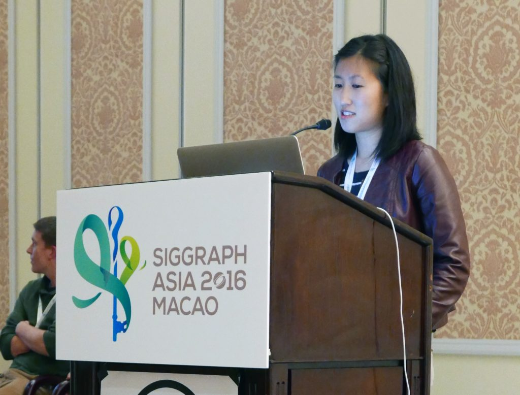 Nancy Tsang - Character Modeler & Rigger