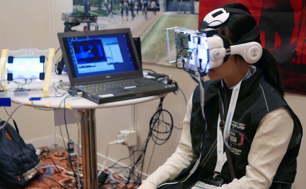 學生作品VR裝置