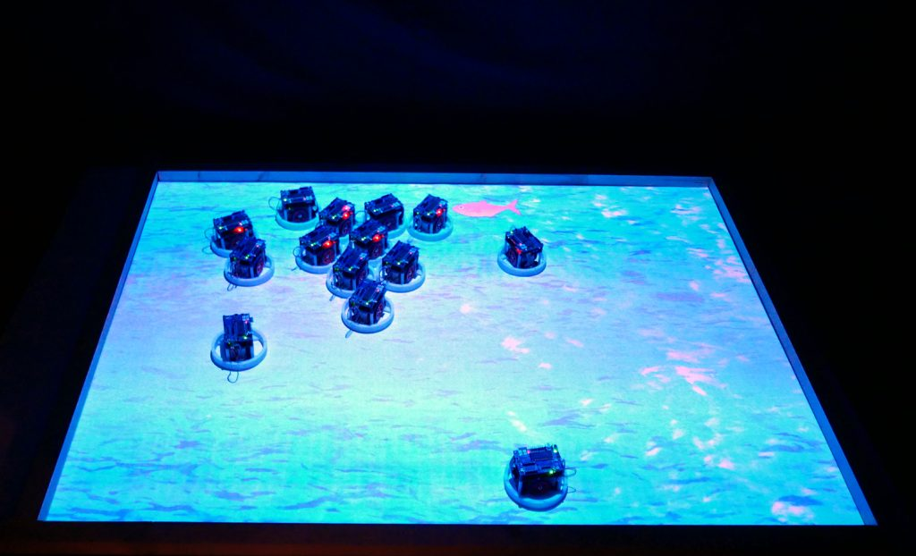 Title: Reality Forge: Interactive Dynamic Multi-Projection Mapping