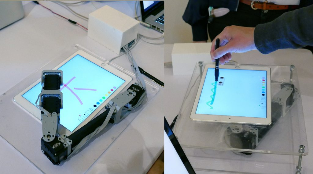 Title: Stylus Assistant: Designing Dynamic Constraints For Facilitating Stylus Inputs On Portable Displays