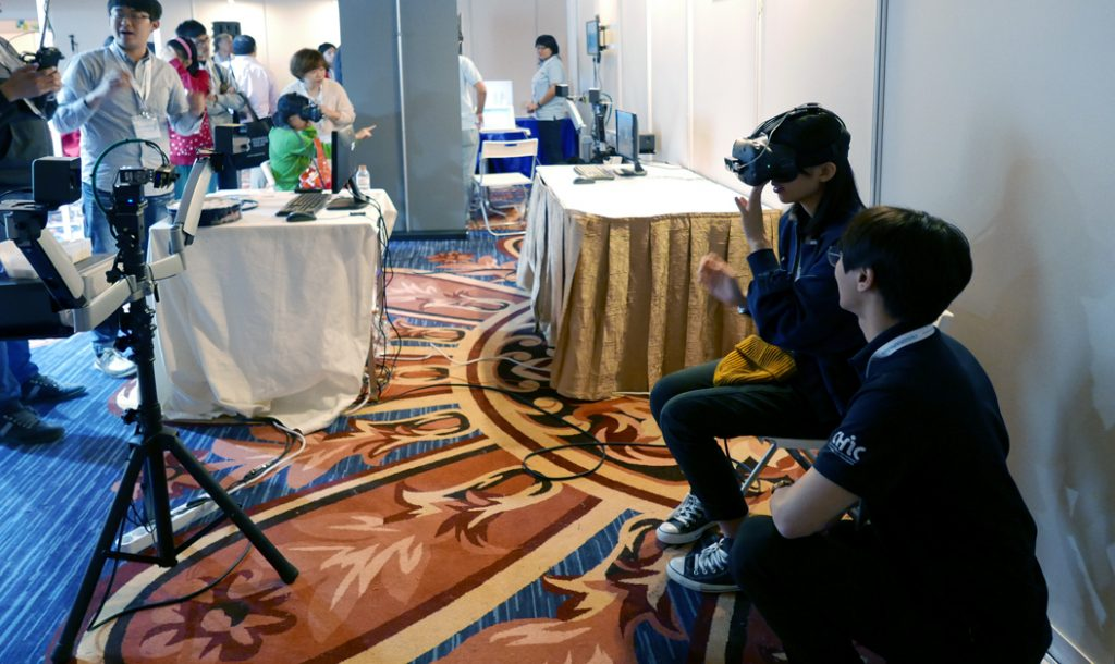 Be Closer As You Being There: HMD-Based Social Interaction System